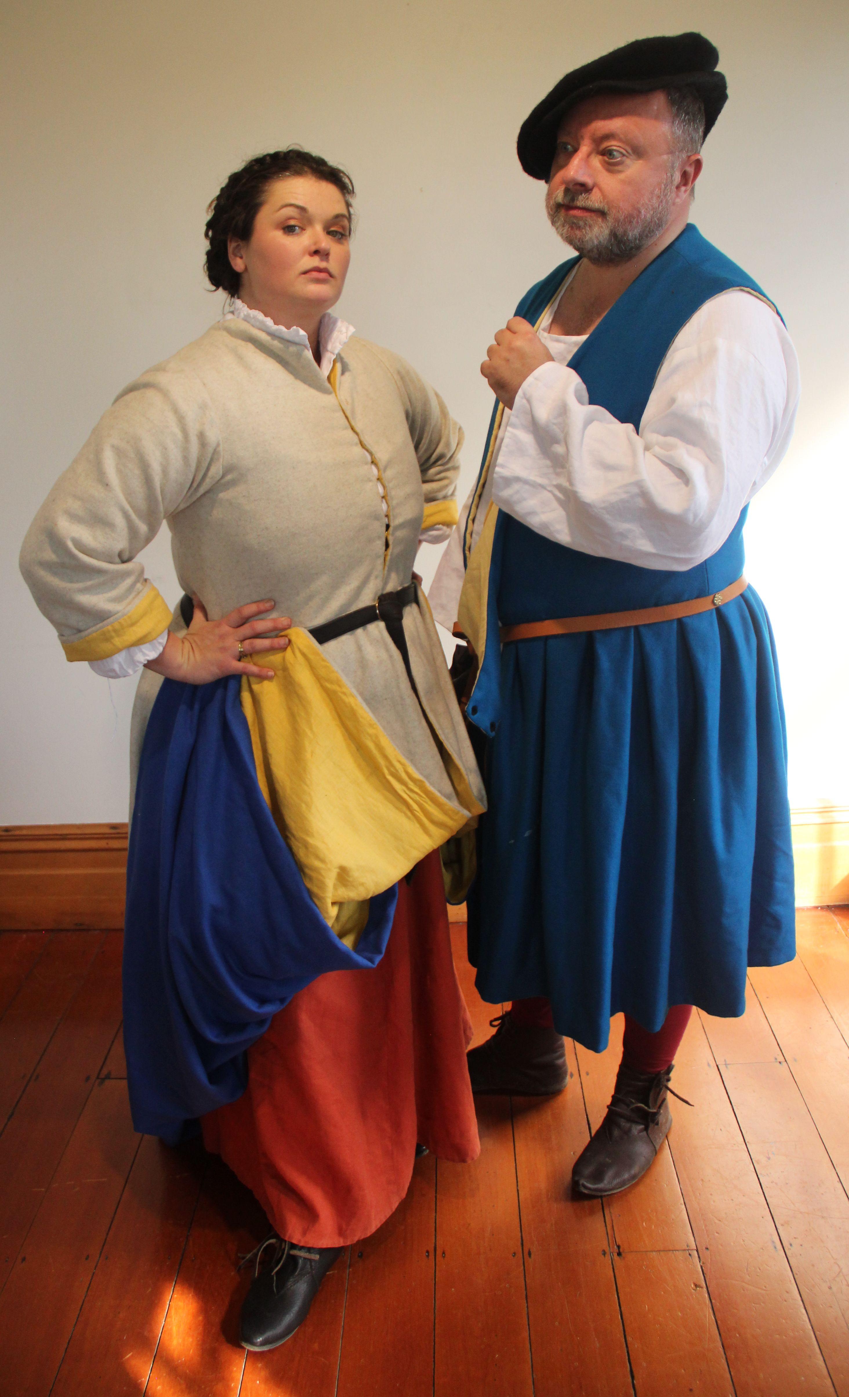 Brughel peasants