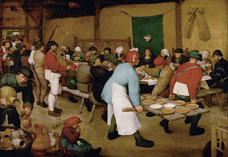 Pieter_Bruegel_the_Elder_-_Peasant_Wedding_-_Google_Art_Project_2