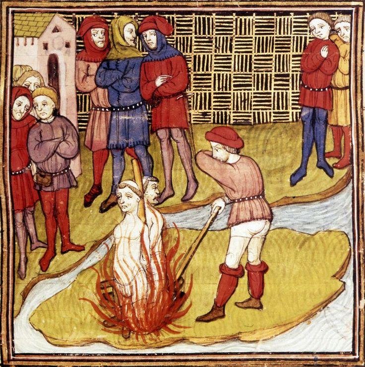 1314  Jacques de Molay